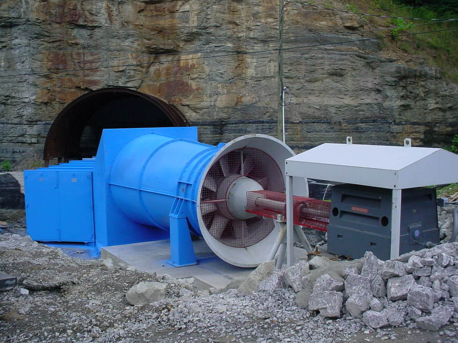 Mining and Industrial Fan Manufacturers