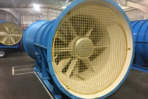 Portable Industrial Fan