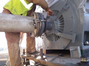 Mining and Industrial Fan Repair Services