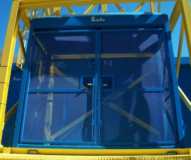 Emergency Ventilation Hoist System for Mines