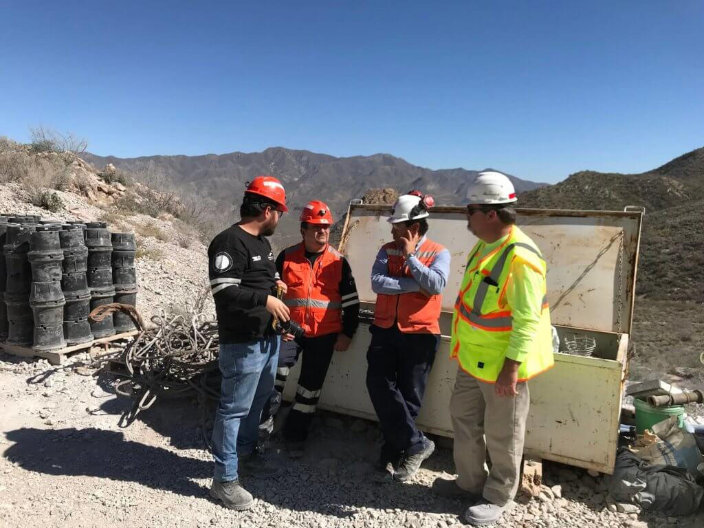 Site Exploration in Mexico